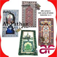 Sajadah Tas Dompet Travel Tipis Traveling Turki Turkiye Murah /Pcs
