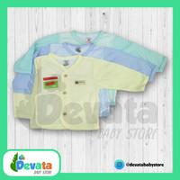 3 Buah Baju Bayi Lgn Panjang (Uscita) - Garis 01 (Uk. S)