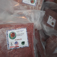 Paket Turkey Meat ONLY - Super Hemat ( 14KG =Rp.1Jt) Dog Cat Raw Food