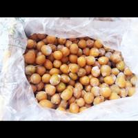 Ruthob Bahri kurma muda segar murah dan enak kemasan 500 gr