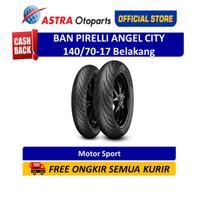 Pirelli Angel City 140/70-17M/CTL 66S AngCTR - Ban Belakang (3566600)