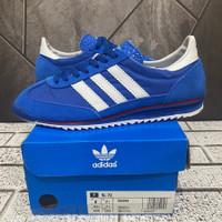 Sepatu Adidas SL 72 SL72 Blue White Red EG6849 BNIB