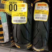 ban Pirelli ukuran 110/70 dan 130/70 ring 17 DRS