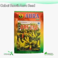 Benih Cabai Rawit Aura Seed Ori 212