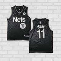 Baju Jersey Basket Swingman NBA Kyrie Irving Brooklyn Nets Earned Edt