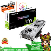 VGA GIGABYTE GEFORCE RTX 3060 VISION OC 12G GDDR6 192 BIT