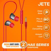 Headset JETE Pump with Audio Power