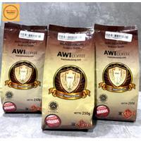 Kopi Sidikalang Arabica Super AWI Coffee - 250 Gram (Kopi Bubuk)