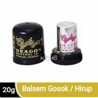 Dragon Balsem Menthol 20g