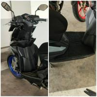 Karpet Mie Hitam Honda Beat ESP Fi