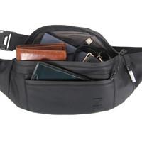 Tas pinggang pria anti air waistbag waterproof tas selempang slingbag