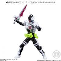 Shodo-O Kamen Rider 5 - Genm Zombie Action Gamer Level X-0