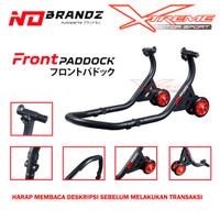 Standart Paddock Depan NO BRANDZ Universal Ninja 250 R25 ZX25R CBR ER6