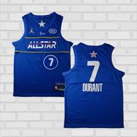 Baju Jersey Basket Swingman NBA ALL STAR Kevin Durant Allstar 20/21