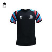 MILLS SULUT UNITED FC Training Jersey 1059SUFC - BLACK, S