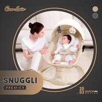 Cocolatte Snuggli Premier - Ayunan Bayi Elektronik - beige