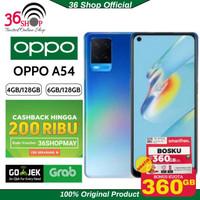 Oppo A54 4GB+64GB Garansi Resmi 1 Tahun - Black 4/64