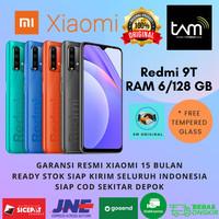 XIAOMI REDMI 9T GARANSI RESMI GARANSI TAM 4/64GB & 6/128GB REDMI 9 T