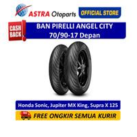 Pirelli Angel City 70/90-17M/CTL 38S AngCTF Ban Depan Jupiter (2627000