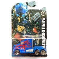 Diecast Mobil Transformer dan Avenger Bahan Besi - OPTIMUS