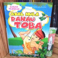 Buku Kisah Terbaik Asal Mula Danau Toba