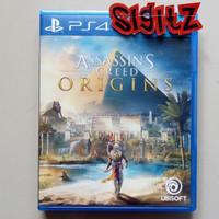 bd PS4 kaset game ASSASSINS CREED ORIGINS