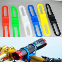 silicone strap bike bracket holder Sepeda