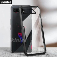 ASUS ROG PHONE 5 SOFT CASE CLEAR ARMOR SHOCKPROOF