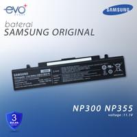 Baterai ORIGINAL Samsung NP300 NP355 NP355E4X R428 R470 NP270 NP275