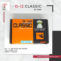 D-12 CLASSIC by A&N