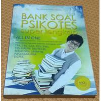 Buku Bekas Bank Soal Psikotes Super Lengkap