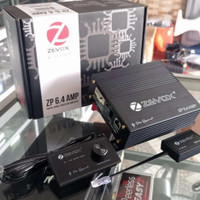 DSP Processor Audio Amp Mobil ZeVox by VOX Research Bluetooth DRC Set