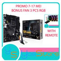 ASUS TUF GAMING B550M-PLUS WIFI (AMD B550,AM4,DDR4) AMD AM4 Gen 3rd