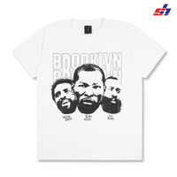 Baju Kaos lengan Pendek Stayhoops T-shirt   Trio All Star Nets Tee