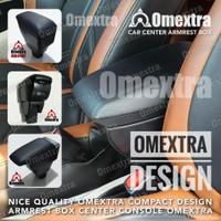 Omextra Design Armrest XL7 New Ertiga APV Luxio SX4 Crossover Jimny