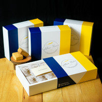 Golden fleece/taiwanese pineapple cake/kue kering/nastar taiwan - 8