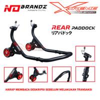 Standart Paddock Belakang NO BRANDZ Ninja 250 Fi ZX25R R25 CBR 250RR