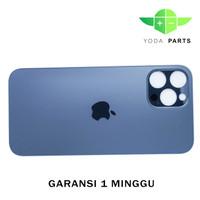 IPHONE 12 PRO MAX - BACK DOOR PACIFIC BLUE / TUTUP BELAKANG BIRU