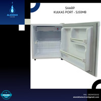 SHARP - Lemari Es Kulkas Portable / Kulkas Mini Bar / [SJ50MB]