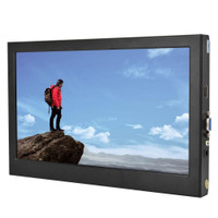Monitor Hdmi VGA Portable 11.6 Inch 1366x768 Untuk PC PS Raspberry Etc