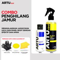 ARTU Vard Combo Penghilang Jamur - Flackfri & Rander