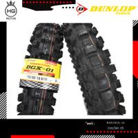 Ban Belakang Trail Dunlop DGX-01 110/90-18
