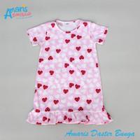 Amaris Baju Daster Kids 4 - 14 Tahun - Daster Anak Perempuan Love