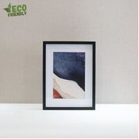 ArtworkStarry Night Frame with ACRYLIC (eco-friendly & high quality) - S