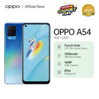 OPPO A54 Smartphone 4GB/64GB (Garansi Resmi)