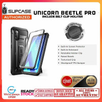 Case Samsung Galaxy A41 SUPCASE Unicorn Beetle UB PRO Include Holster