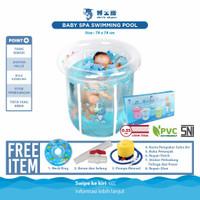 Doctor Dolphin Baby Spa Swimming Pool - Kolam Renang Bayi