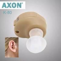 Axon K80 Hearing Aid Alat Bantu Dengar ITE Mini Suara Maxi