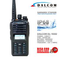 HT DALCOM JAPAN DL-9000 VHF 136-174 MHZ IP68 WATERPROOF