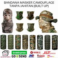 buff masker bandana slayer kepala motif camo kamuflase camouflage
